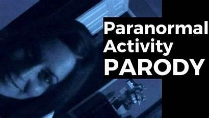 Paranormal Activity Parody