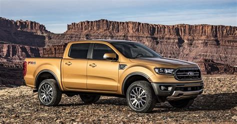 Ranger Usa by Ford Shows New Ranger Midsize Ahead Of Detroit Auto