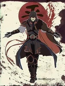 Amon (LoK) vs Adam Taurus (RWBY) - Battles - Comic Vine