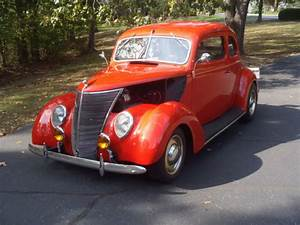 1937 Ford Deluxe Club Coupe For Sale