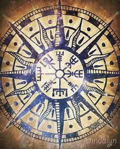 Compas De Vegvisir : vegvisir zelda tatuajes de sol tatuajes de parejas y ~ Melissatoandfro.com Idées de Décoration