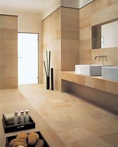Betonoptik Wand Bad : sandstein im bad bathroom pinterest sandstein b der und badezimmer ~ Sanjose-hotels-ca.com Haus und Dekorationen