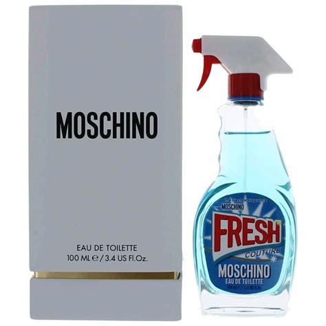 moschino fresh couture by moschino 3 4 oz eau de toilette spray for