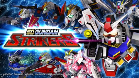 sd gundam strikers game android