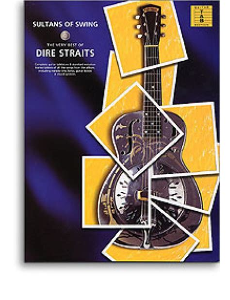 sultans of swing guitar dire straits sultans of swing best of guitar tab