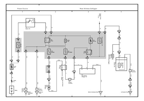 repair guides overall electrical wiring diagram 2005 overall electrical wiring diagram
