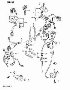 Wiring Harness - Model K - Electrical