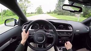 2015 Audi A5 2 0t Coupe  6mt  - Wr Tv Pov Test Drive