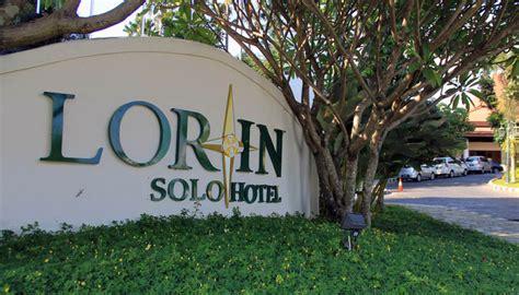 Menginap Di Hotel Gaya Jawa, Lorin Hotel Solo