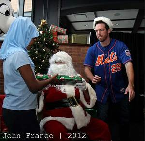 Mets Santa Clauses through the years - Amazin' Avenue