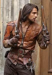 Luke Pasqualino as D'Artagnan | Luke/Luca Pasqualino ️ ...