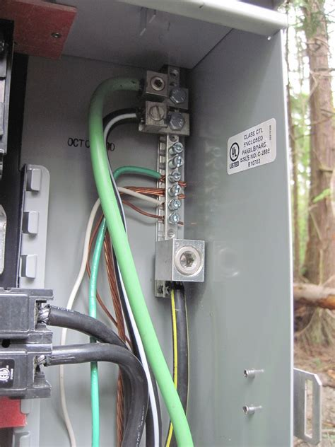 Jay Builds House Wiring Second Subpanel