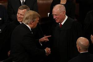 Will Justice Anthony Kennedy Retire? Control Of The ...