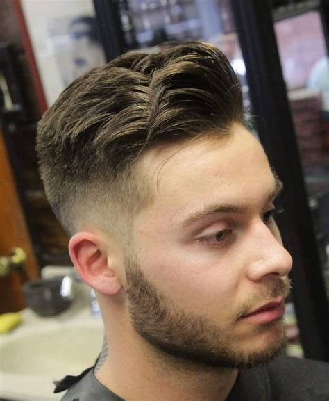 fade haircuts  images  pinterest hair cut mans hairstyle  men hair styles