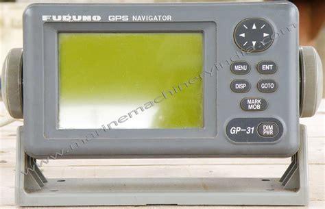 Boat Gps Prices by Buy Furuno Gps Navigator Gp 31 Used Marine Gps With Antenna