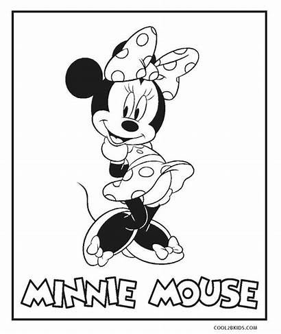 Mickey Mouse Coloring Clubhouse Printable Disney Cool2bkids
