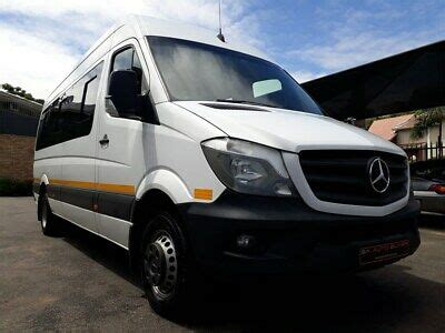 Classified as a light commercial vehicle, it has been in production since 1995 and currently in its third generation. Mercedes sprinter 23 seater in South Africa | Gumtree Classifieds in South Africa