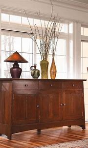 25 Mission Style Decorating Living Room Stickley Mission ...