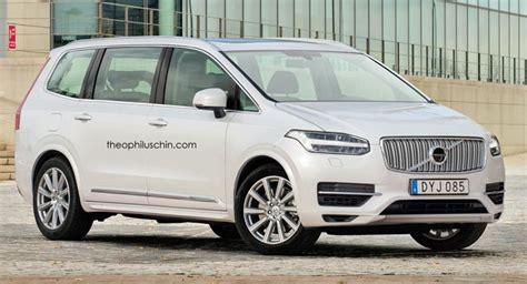 bmw minivan concept carscoops volvo concepts