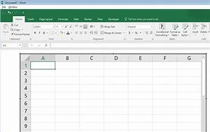 How To Insert Excel Data Into Word Tables Files