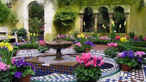 style home plans with courtyard most beautiful gardens in europe hd1080p