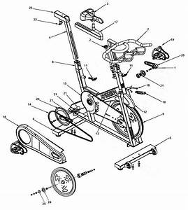 Exercise Bike Repair