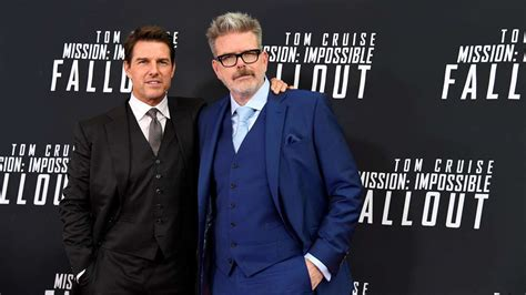 Tom Cruise convinced Christopher McQuarrie to direct ...