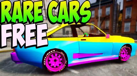 Rare Cars Free Location 1.20/1.22