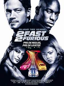 Fast Furious 8 Affiche : affiche du film 2 fast 2 furious affiche 1 sur 2 allocin ~ Medecine-chirurgie-esthetiques.com Avis de Voitures