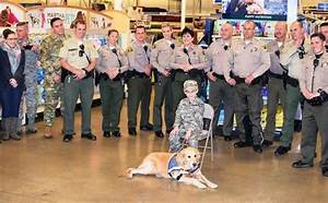 Terminally ill boy and K-9 partner save the day