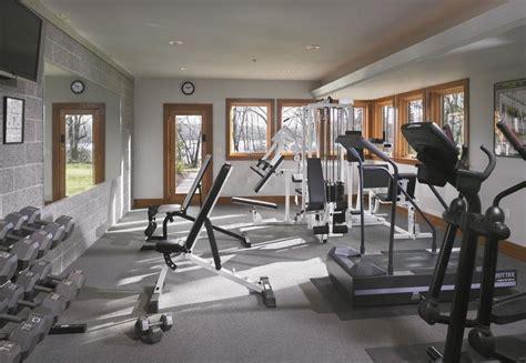 Gym Interior : Home Gym Interior Design Tips