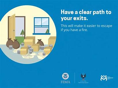 Outreach Materials Safety Prevention Clear Fema Tips