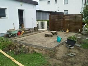 Feinsteinzeug Auf Splitt Verlegen : auf sand oder betonfundament verlegen ~ Markanthonyermac.com Haus und Dekorationen