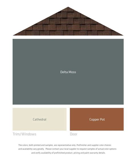 286 best images about brown roof color schemed on