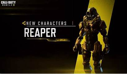 Cod Season Mobile Battle Pass Reaper Skins