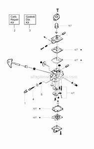 Weed Eater Featherlite Sst 25 Ho Parts List And Diagram