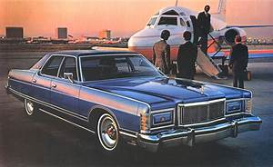 1978 Mercury Grand Marquis - Information And Photos