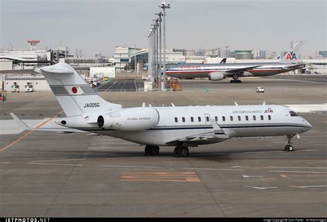 civil aviation bureau ja005g bombardier bd 700 1a10 global express