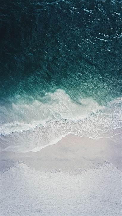 Iphone Xs Wallpapers Beach Gold Ocean Sea