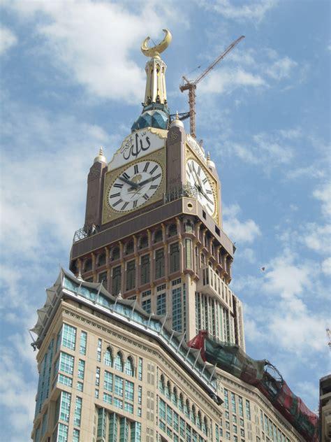 makkah royal clock tower  skyscraper center