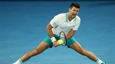 Australian john millman has added his voice to world no.1 novak djokovic's concerns over the 2021 tennis calendar, after the serbian superstar last night warned that the majority of speaking to media after his quarterfinal win over alexander zverev, djokovic lamented too many injuries suffered by. Australian Open 2021: Novak Djokovic battles through ...