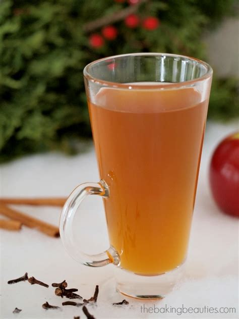 apple juice cider spiced baking gluten warm