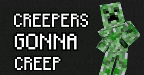 Creeper Memes - creeper face meme
