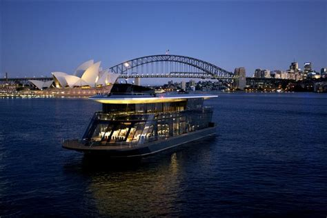 Glass Boat Sydney Harbour Cruise by Starship Sydney The Pontoon Eventconnect