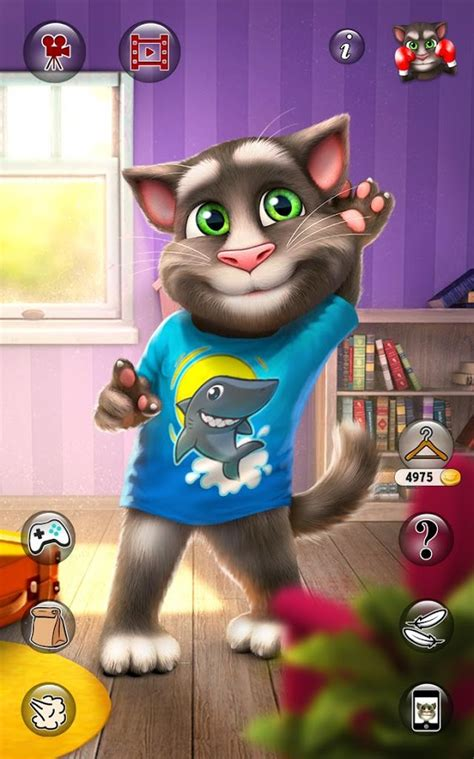 Talking Tom Cat 2  Android Apps On Google Play