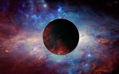 Stardust Wallpaperaccess Planet Wallpapers Planets Nebula Wide