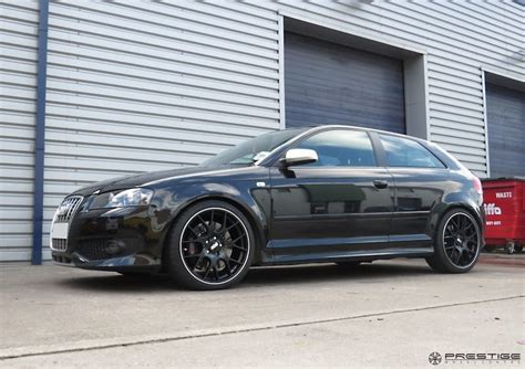 bbs ch r audi s3 on bbs ch r wheels in satin black and michelin