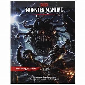 D U0026d Monster Manual