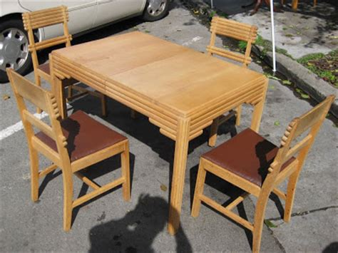 uhuru furniture collectibles sold 1940s kitchen table