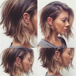 coupe de cheveux effilã le carré dégradé 85 photos pour trouver la meilleure coupe de cheveux